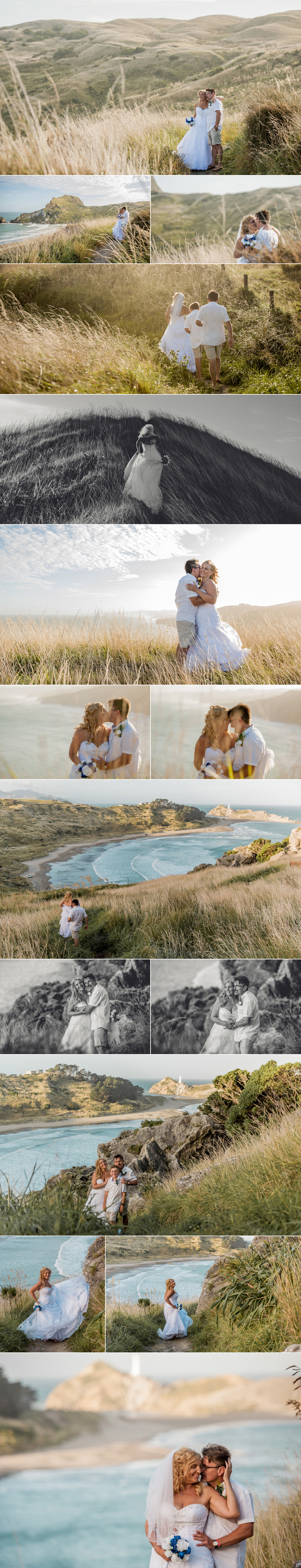 Castlepoint wedding Photographs
