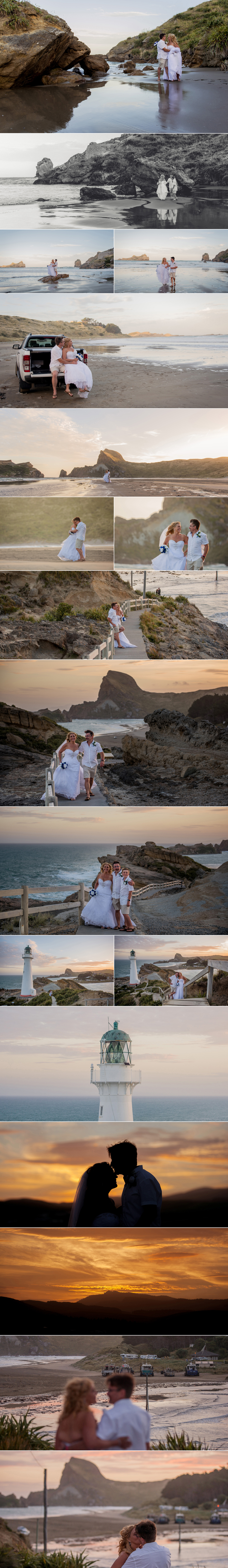 wedding photography Castlepoint