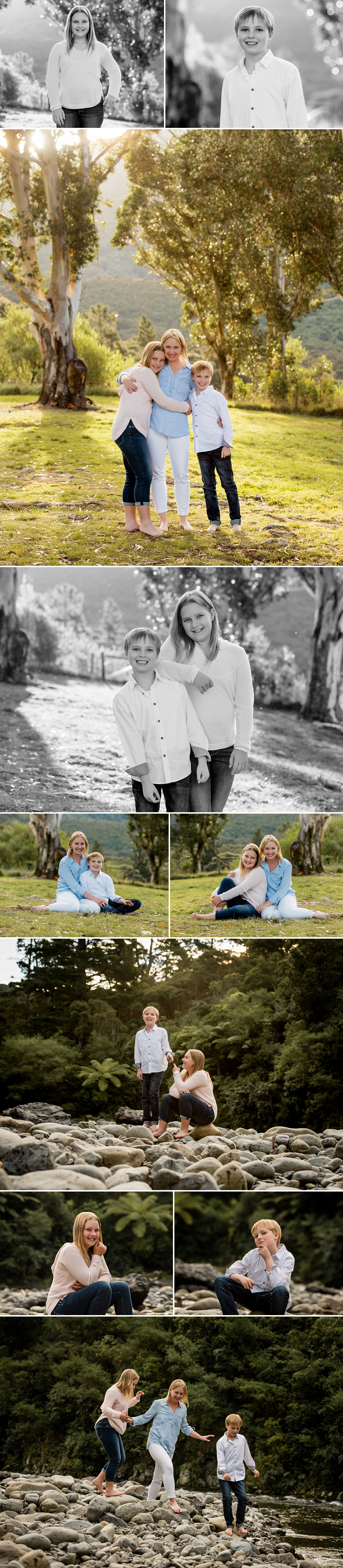 Wellington Family Photographer