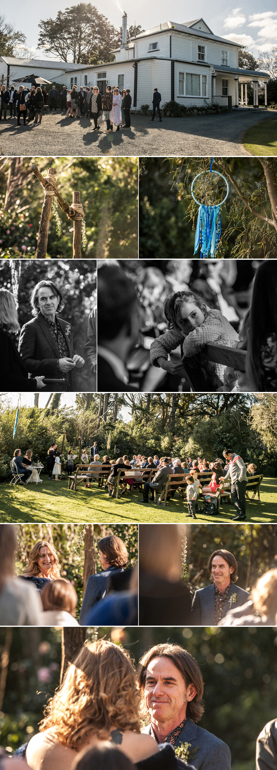 Wairarapa Winter wedding
