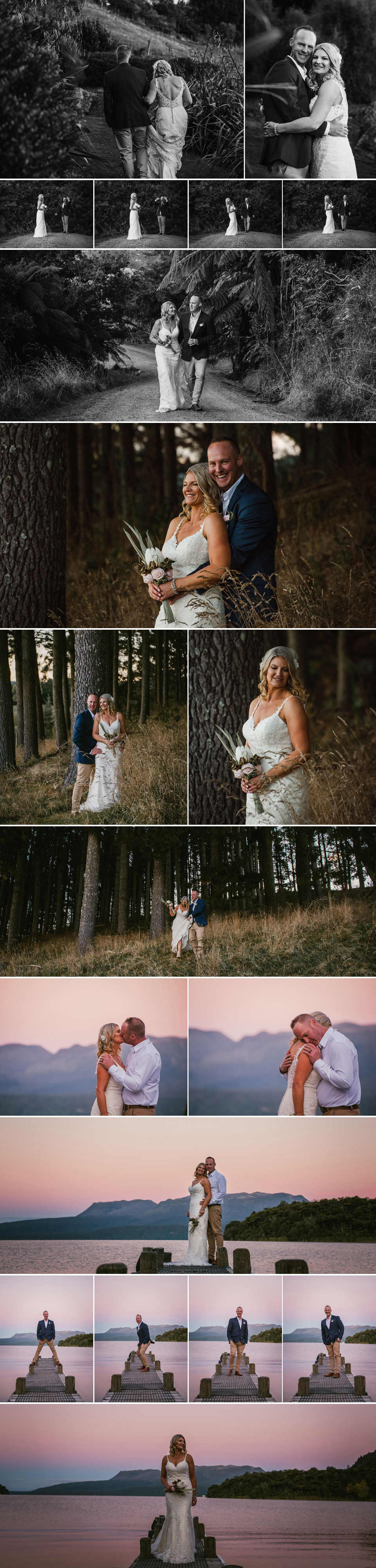 Wedding Photographer Rotorua